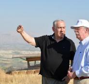نتنياهو والسلام مع الفلسطينيين