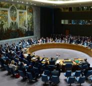مجلس الامن الدولي والاستيطان