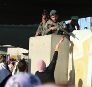 اعتقال سيدة من قباطية على حاجز قلنديا