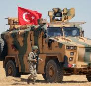 العملية التركية في سوريا