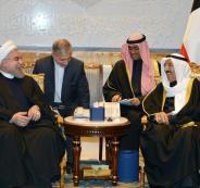 روحاني في الكويت