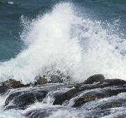 ارتفاع منسوب مياه البحار بسبب ارتفاع درجات الحرارة