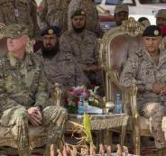 وزير الدفاع الامريكي في الرياض