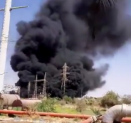 انفجارات في ايران