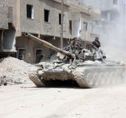 مقتل جنود سورييين