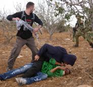اعتقال شقيقين من الخليل