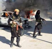 أفراد من داعش في الموصل يفجرون أنفسهم بالقوات الأمنية
