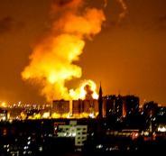 المانيا واسرائيل وقطاع غزة
