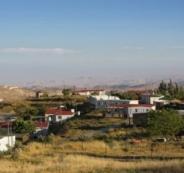 إسرائيل تخطط لإقامة مشاريع الاستيطانية في الأغوار