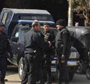 مقتل رجال شرطة مصريين