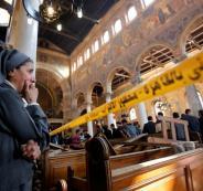 هجمات على كنائس في مصر