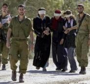 الاسيرات الفلسطينيات في سجون الاحتلال