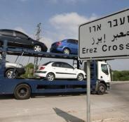 ادخال سيارات الى غزة