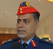 جنرال اماراتي واسرائيل