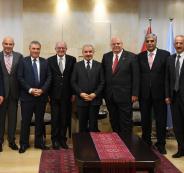 مجلس ادارة جمعية البنوك الفلسطينية