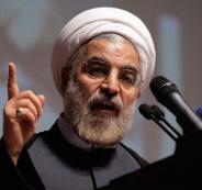 ايران والجامعة العربية