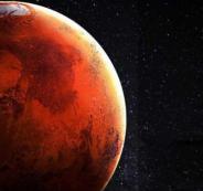 المريخ يقترب من الارض