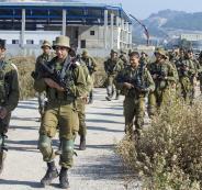 الجيش الاسرائيلي يستدعي الجنود