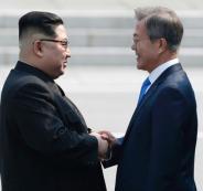 قمة بين كوريا الشمالية وكوريا الجنوبية