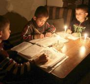 الكهرباء في غزة