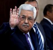 مرض الرئيس عباس