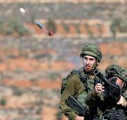 مواجهات في الضفة الغربية