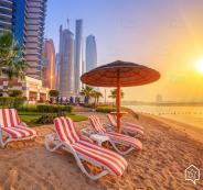 الايجار في دبي