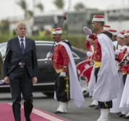 الرئيس التونسي والجيش