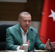 اردوغان والمنطقة الآمنة في سوريا