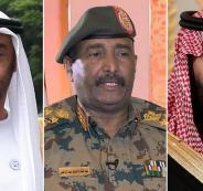 بن سلمان والسودان
