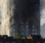 حكومة بريطانيا تؤكد ان سحور المسلمين انقذ ارواح الكثيرين في حريق برج لندن