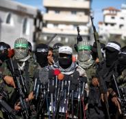 فصائل المقاومة وقطاع غزة واسرائيل