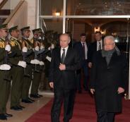 بوتين وصفقة القرن