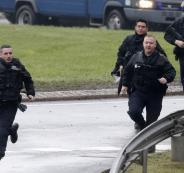 داعش يتبى الهجوم في فرنسا