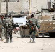 مقتل عناصر من النظام السوري في اللاذقية