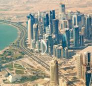 قطر واسرائيل والمستوطنات والولايات المتحدة