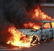 انفجار سيارة مفخخة بالموصل