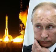بوتين والصواريخ الروسية