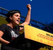 القضاء الاسباني يصدر مذكرة اعتقال بحق ناشطة