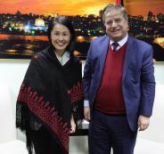 وزير الصحة واليابان