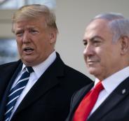 نتنياهو واسرائيل والضم