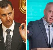 وزير اسرائيلي يطالب بقتل الاسد
