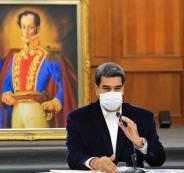 فنزويلا واميركا