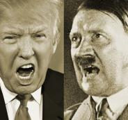 ترامب وهتلر