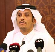 وزير الخارجية القطري: الحصار الخليجي انعكس بالخير الكبير علينا