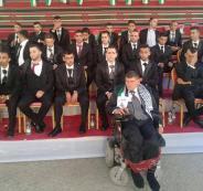 الخليل تحتفل بزواج 80 عريساً وعروسة من ذوي الاحتياجات الخاصة