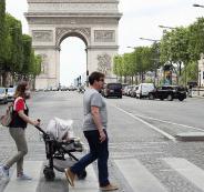 فرنسا والسيطرة على فيروس كورونا