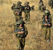 جنود الاحتياط في الجيش الاسرائيلي
