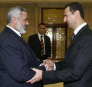 حماس والنظام السوري