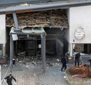 انفجار بالسويد يلحق أضرارا بمركز شرطة